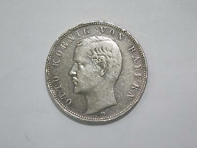 1904 D Germany 5 Funf Mark Deutsches Reich Silver Coin Old World Collection Lot