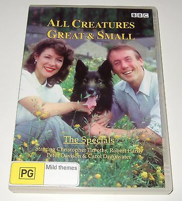 All Creatures Great & Small - The Specials (DVD, 2008) BBC