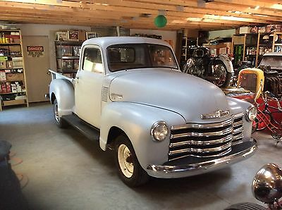 1950 Chevrolet Other Pickups  1950 Chevrolet 1/2 Pickup Rod Project