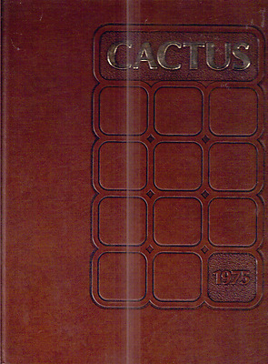 The Cactus -The University of Texas at Austin 1975 Yearbook