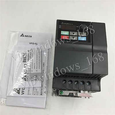 Delta VFD Variable Frequency Driver Inverter 220V 380V New Original for CNC