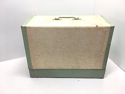 Vintage Antique Singer & Other Sewing Machine Brands Case Class 15, 66 Hevy Duty