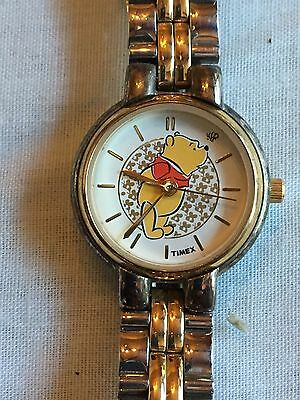 Lot Of Vintage Mens Womens Disney Watches - Mickey, Minnie and Winnie the Pooh
