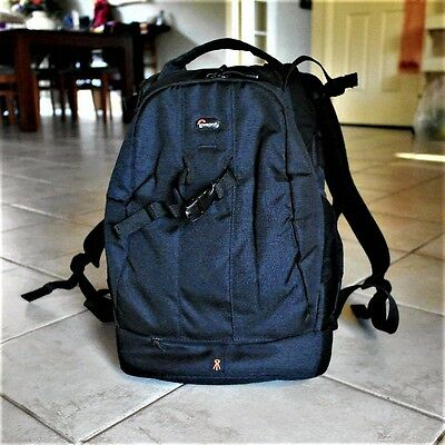 Lowepro Flipside 400 AW DSLR Camera Padded Bag Backpack Excellent Condition
