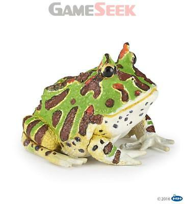 Papo Horned Frog - Toys Brand New Free Delivery