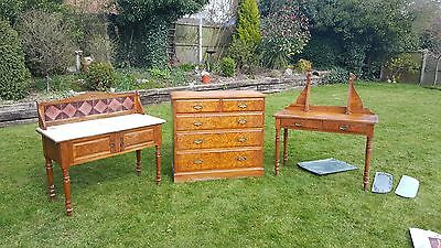 Vintage Yew Furniture