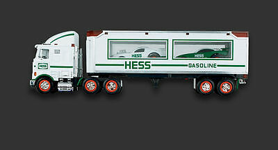 1997 Hess Toy Truck and Racers - New in Box - NIB - FAST SHIPPING