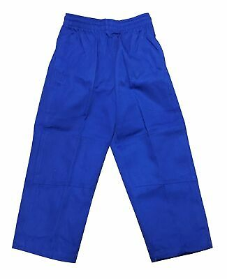 New Boy Girl Unisex School Uniform Pants Trousers Double Knee Size 5-16
