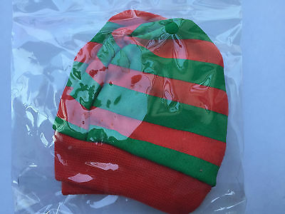 Christmas Elf Baby Mittens, Elf Scratch Mittens, Girl Or Boy, New & Sealed
