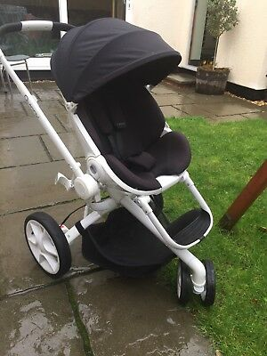 Quinny Moodd Travel System With Accessories