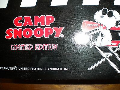 Camp Snoopy Limited Edition Mens Watch