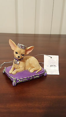 """Cherished Chihuahua's Collection """"As Pretty As You Please"""""""