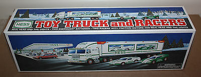 Hess 1997 Truck and Racers - New in Box