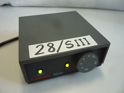 Corning Incorporated -Pc-131Power / Magnetic Stirrer - (Item #28/siii)