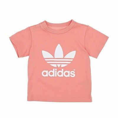 Adidas Originals Infant Baby Girls T-Shirt - Top