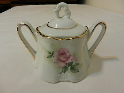 Sugar Bowl Decorated by the Near Sisters