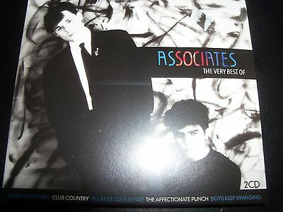 THE ASSOCIATES Very Best Of Greatest Hits 2 CD NEW