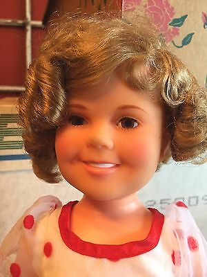 1972 Ideal Shirley Temple Doll Vintage