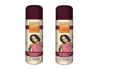 Set of 2 Doctor Clear Lightening Care Body Lotion 500ML