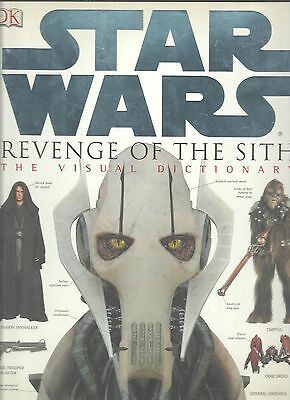 Star Wars: The Revenge of the Sith The Visual Dictionary H/C