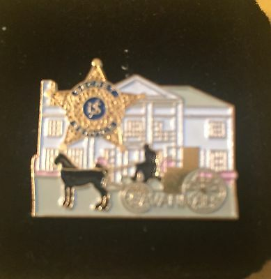 US Secret Service Lapel Pin