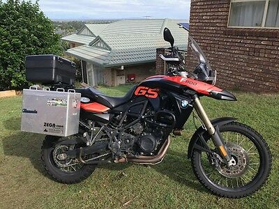 BMW F800GS - Lots of Extras