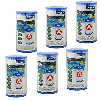 Filter Cartridjes Replacement Tape A For Pump Swimming Pool Intex  6 Pieces