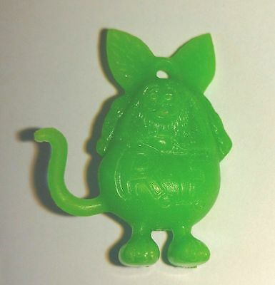 Vintage 1960s Rat Fink gumball, keychain Roth figure perfect original