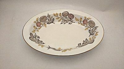 "Wedgwood Lichfield W4156 10"" Oval Vegetable Serving Bowl (s)"
