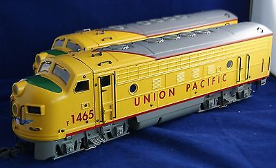 Marklin MAXI, 1 gauge, spur 1 - Union Pacific F7s - ALL METAL!  SEE PICS!!I