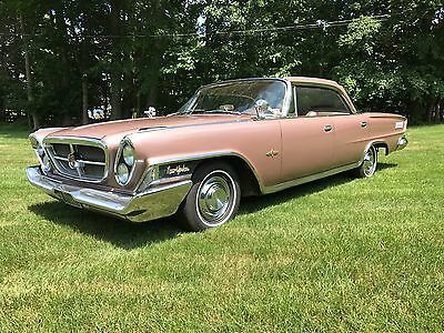 1962 Chrysler New Yorker 4 Door Hardtop Rare 1962 Chrysler New Yorker 4 Door Hardtop