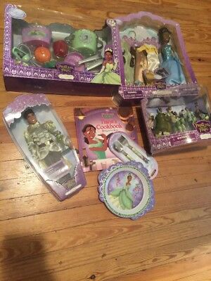 Princess And The Frog Disney Doll Etc collection