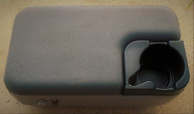 98 99 00 01 02 03 04 Ford Ranger Center Console Box Armrest Double Mount