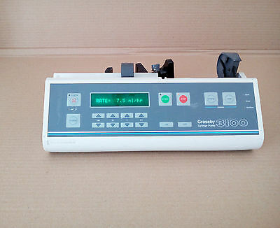 Graseby 3100 Infusion Pump Syringe Driver