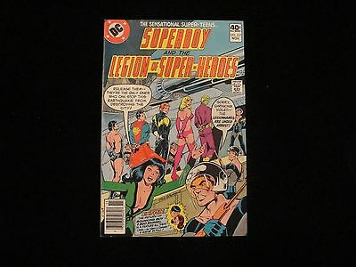 Superboy #257 And The Legion Of Super Heroes.....combined Shipping!!