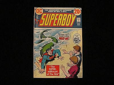 Superboy #194 And The Legion Of Super Heroes.....combined Shipping!!