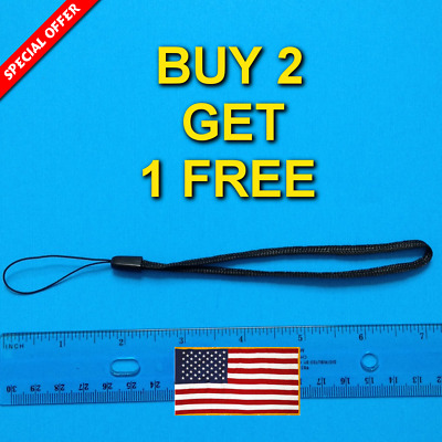 Strap Wrist Lanyard for Camera Cell Phone iPod USB mp3 mp4 US seller