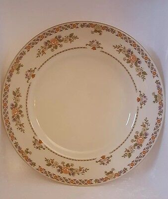 Lenox MONTICELLO (NEWER-ORANGE) Dinner Plate 10 1/2 inches excellent condition