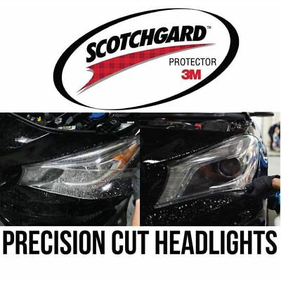 3M Scotchgard Paint Protection Film Pro Series Clear Headlights for Toyota Cars