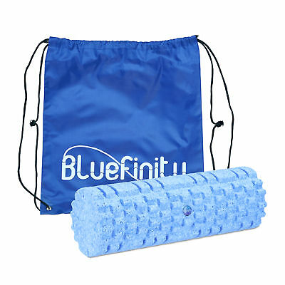 Bluefinity Massagerolle Relief Plus, Faszienrolle, Selbstmassagerolle Pilates