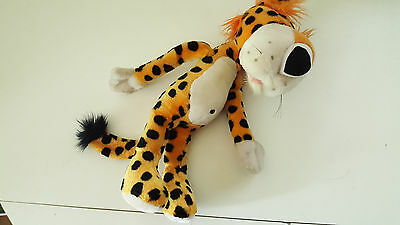 "Vintage CHESTER CHEETAH 20"" Plush Stuffed Toy Doll Frito Lay CHEETOS Advertising"