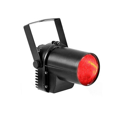 30W Beam LED Stage Light Pin Spot Red Light DJ Party Effect Lighting Lamp