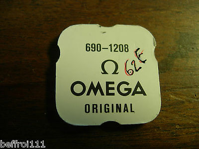 piéce parts Omega 690 1208 ressort de barillet montre Omega watch swiss 5