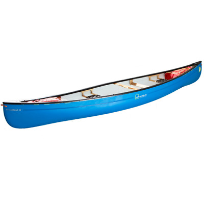 Silverbirch Broadland 15 Highline Whitewater Spec Open Canoe