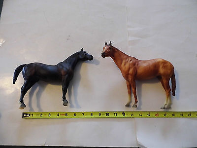 breyer horse's 1 small