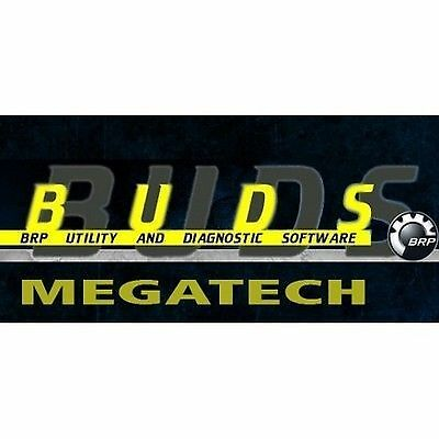 MEGATECH License BRP BUDS Utility and Diagnostic (B.U.D.S.) 10 Years