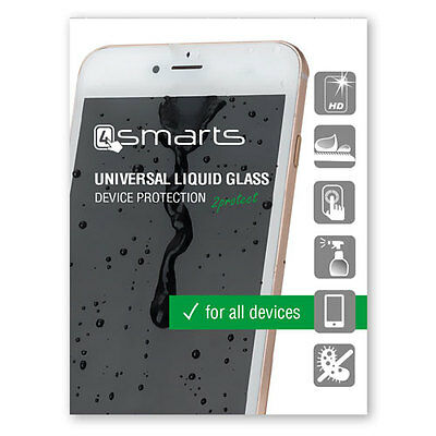 4smarts Universal Nano Liquid Glass Device Protection For Smartphones Tablets