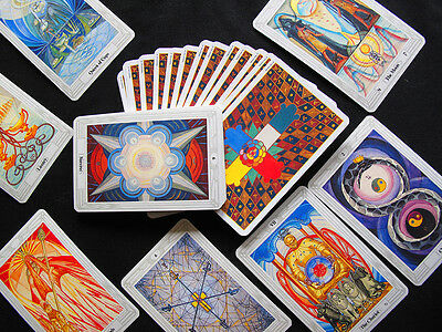 Single Replacement Card CROWLEY THOTH TAROT Excellent condition © 1996 AGMüller