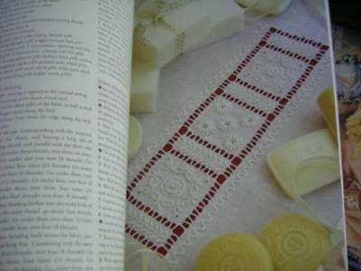 Portuguese Whitework Bullion Embroidery From Guimaraes Craft Book-Stanton, Paper