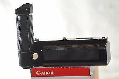 Canon Motor Drive MA battery Pack for FD A1 AE-1 Program  working  READ